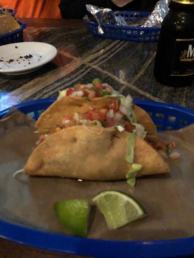 Dos Crispy Tacos