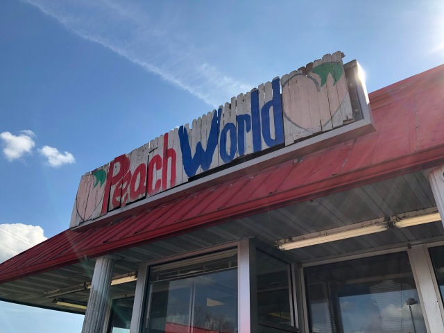 Peach World