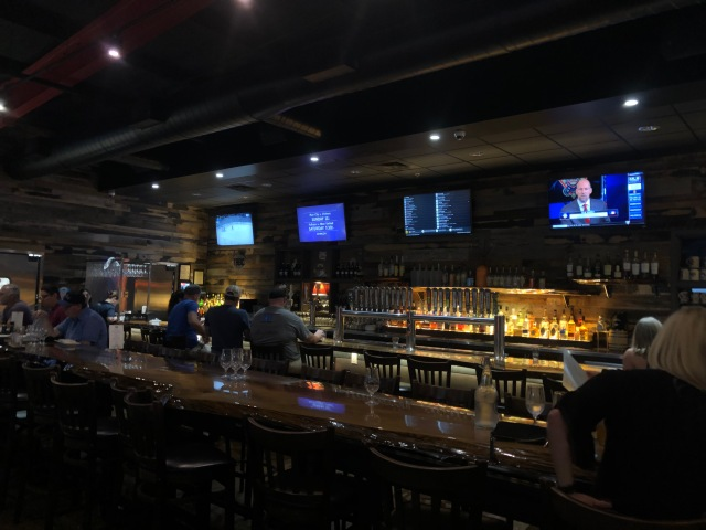 TBBC Bar Area