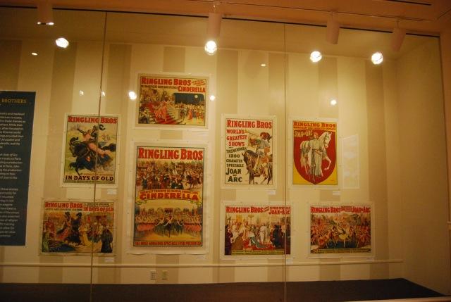 Wall of Origina Posters