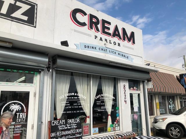 Cream Parlor