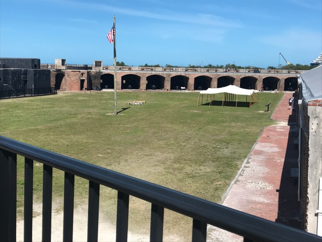 Fort Taylor Parade Ground