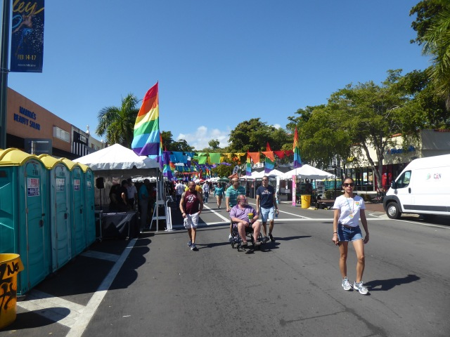 Street Festival in Little Havana