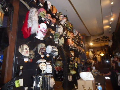 Dozens of Masks