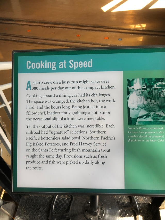 Cooking at Speed