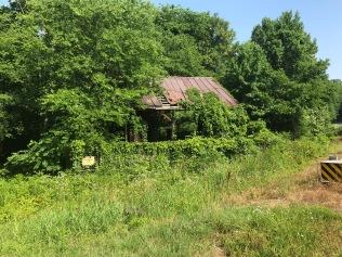Historic Site on Pharr Mill Rd