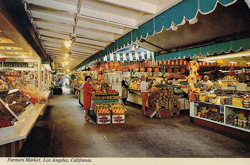 Farmer's Market Stalls