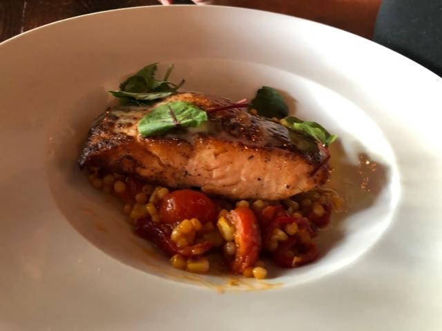 Joanna's Salmon