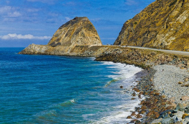 Pt. Mugu Headlands
