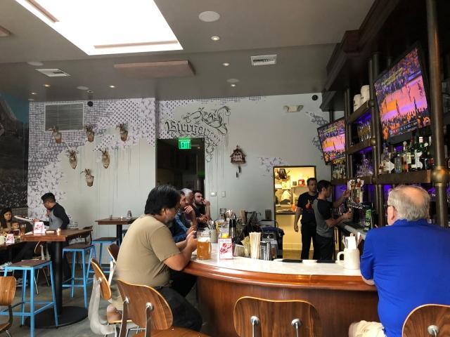 Rasselbock Bar