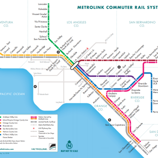 Metrolink Commuter Rail System