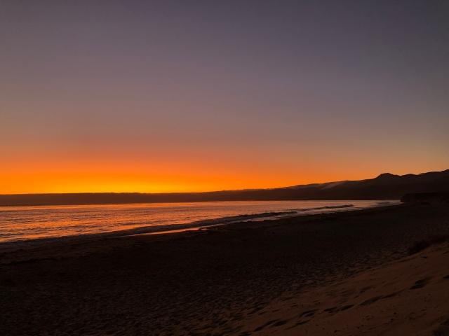 Sunset at Jalama