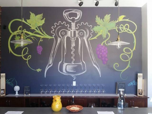 Kessler Haak Tasting Room