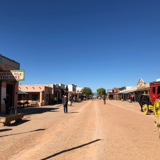 Tombstone's Main Drag