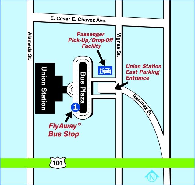 Union_Station Bus Lot