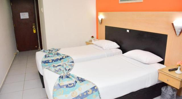 Aracan Room