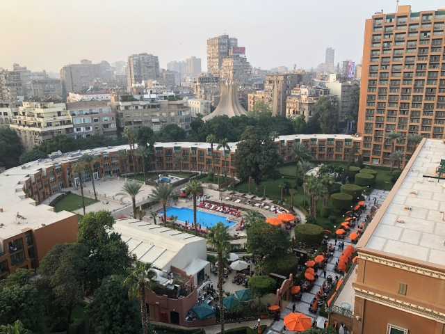 Cairo Marriott