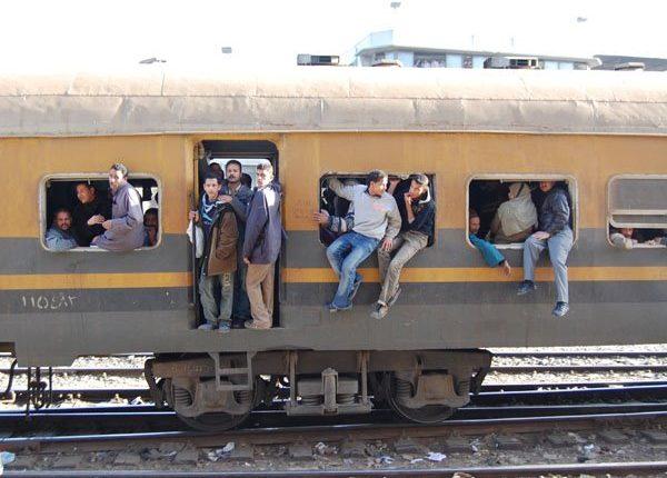 Egyptian Train