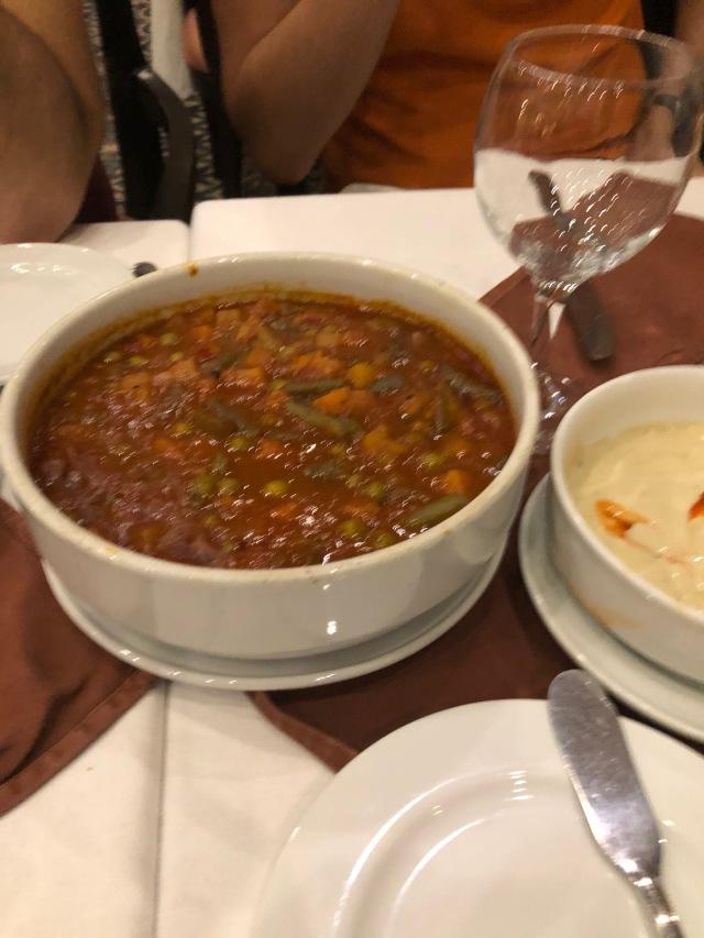 Lentil's and Vegetables