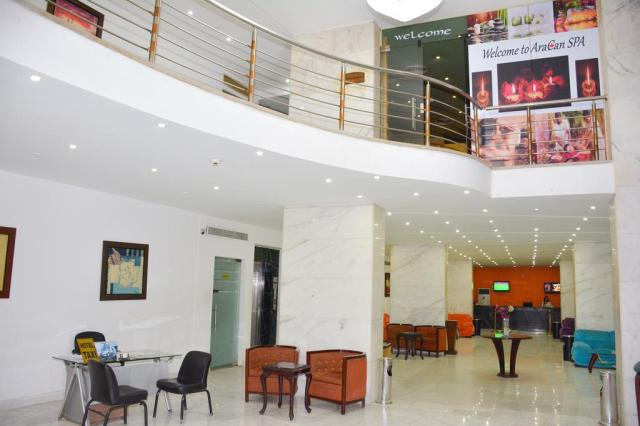 Lobby of the Aracan