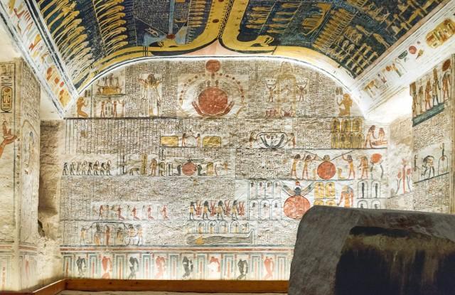 Tomb of Rameses V-VI