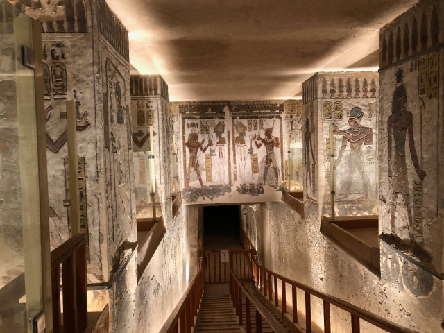 Descending into Ramses III