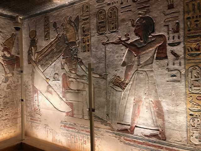 Detailed Wall in Ramses III