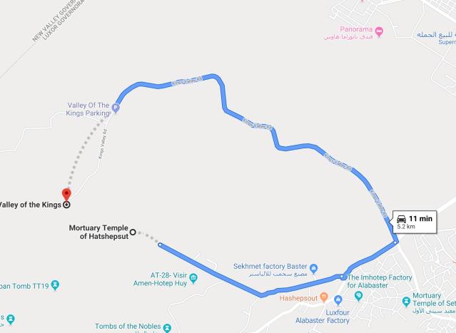VOK to Hatshepsut