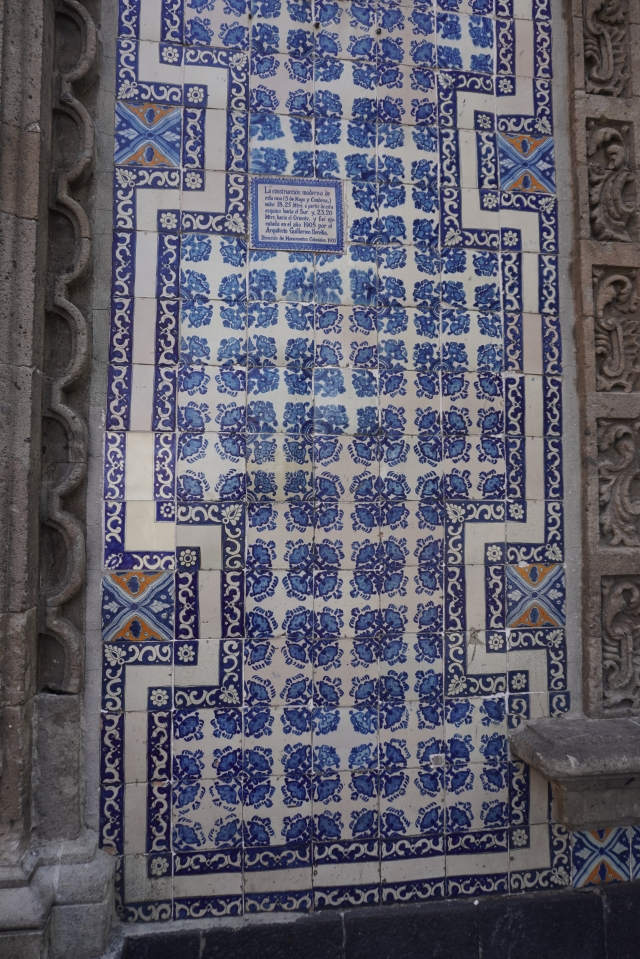 House of Tiles Close Up