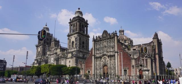 Mexico City Metropolitan Cathedral