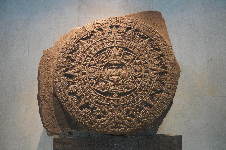 Original Aztec Sunstone