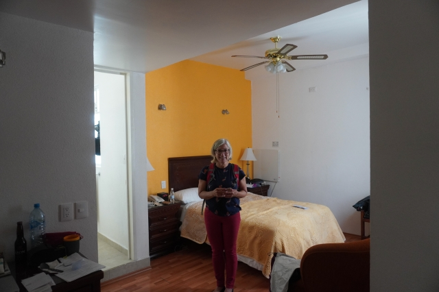 Our Large Two Room Apartment