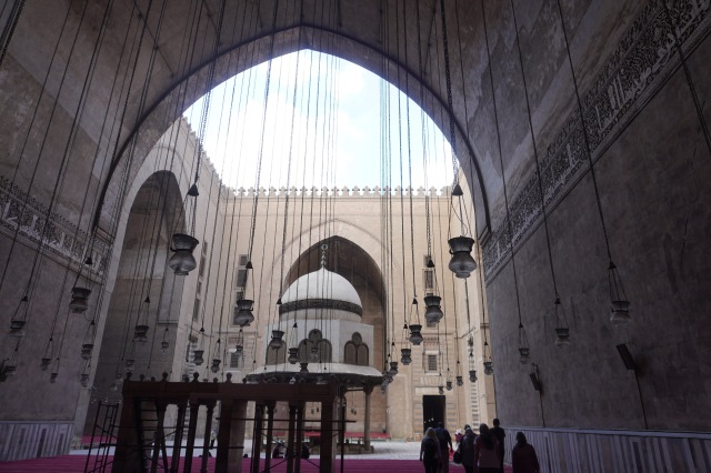 The Interior of Sultan Hussan
