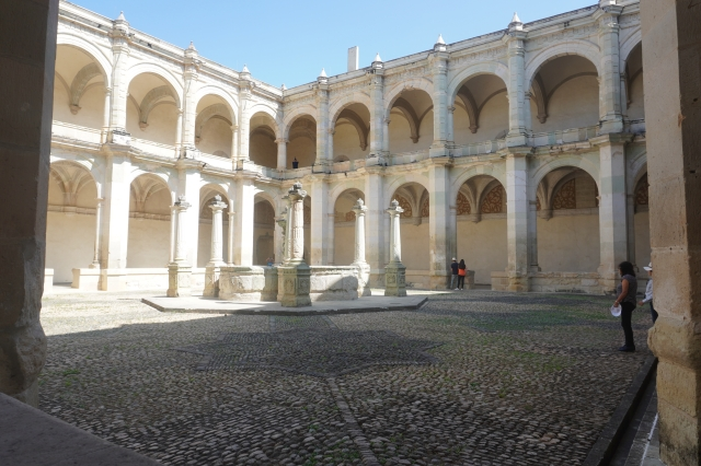 Courtyard of the Museum