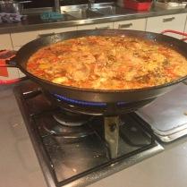 Barcelona - Paella Cooking