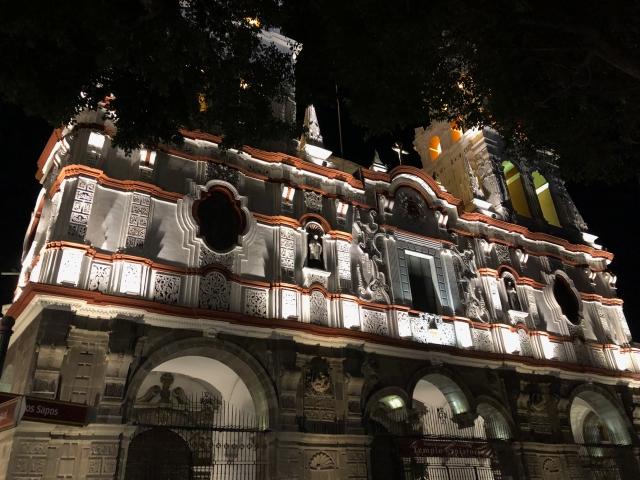 Cathedral at Night 2
