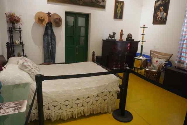 Diego's Bedroom