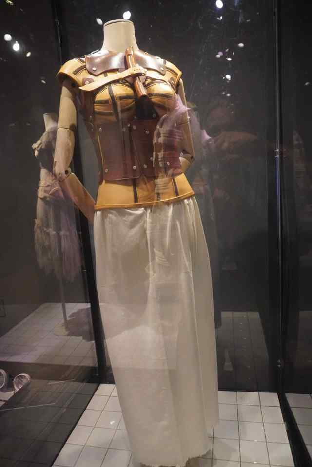 One of Her Corsets