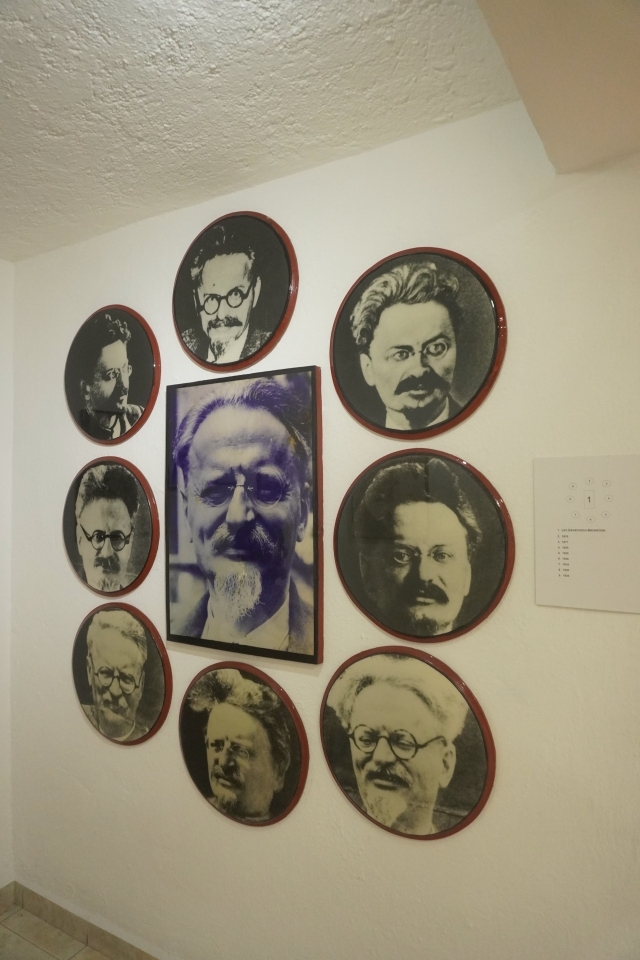 The Many Faces of Trotsky