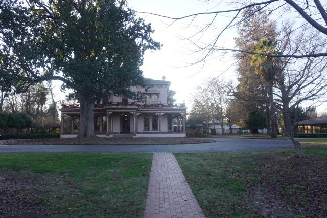 Bidwell Mansion Front