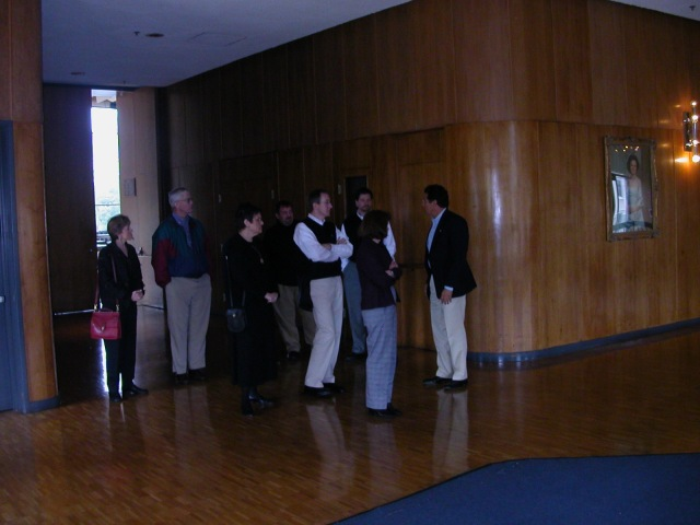 Pac-10 Touring the Union at Cal in 2003