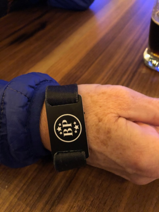 Brewport Wrist Band
