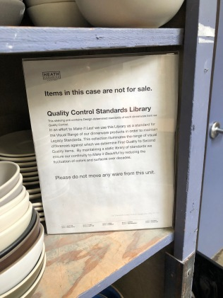 Quality Control Standards Library