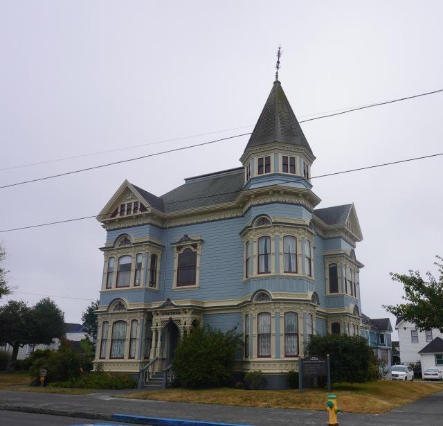 Simpson Vance House (1852)