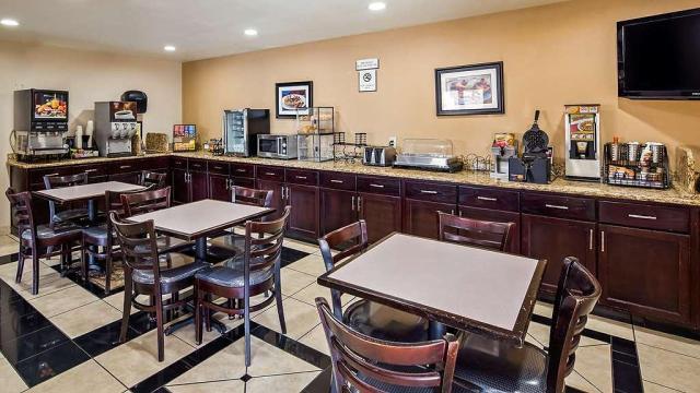 Best Western Breakfast Room