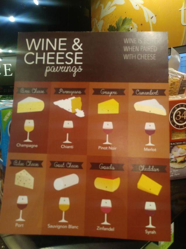Clarks Wine Pairings