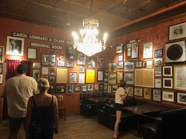 Memorial Room at Pioneer Saloon