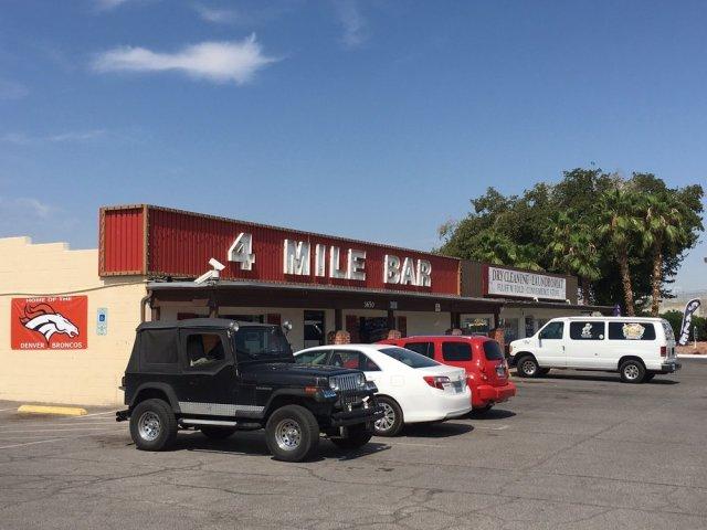 4 Mile Bar