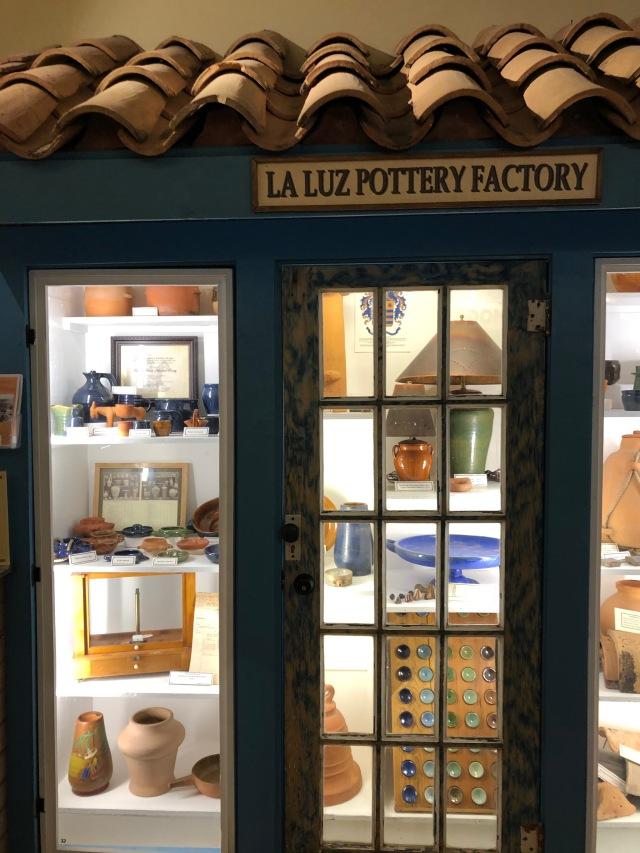 La Luz Pottery Factory