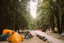 Camp 4 Tents